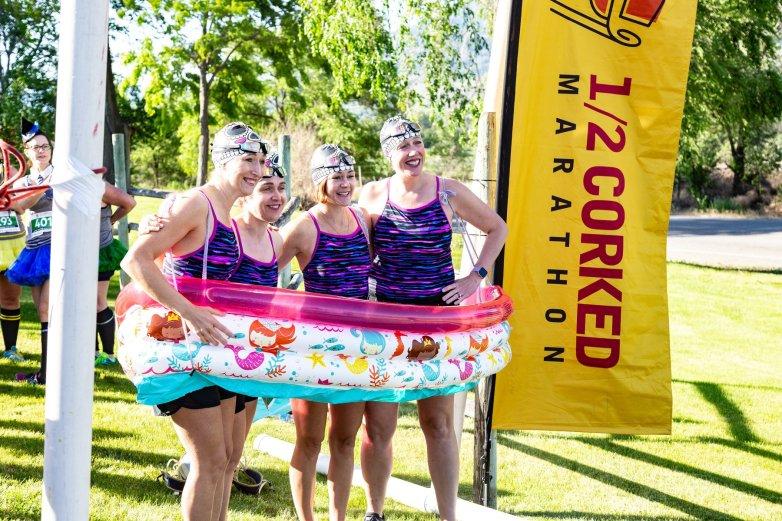 Half Corked Marathon