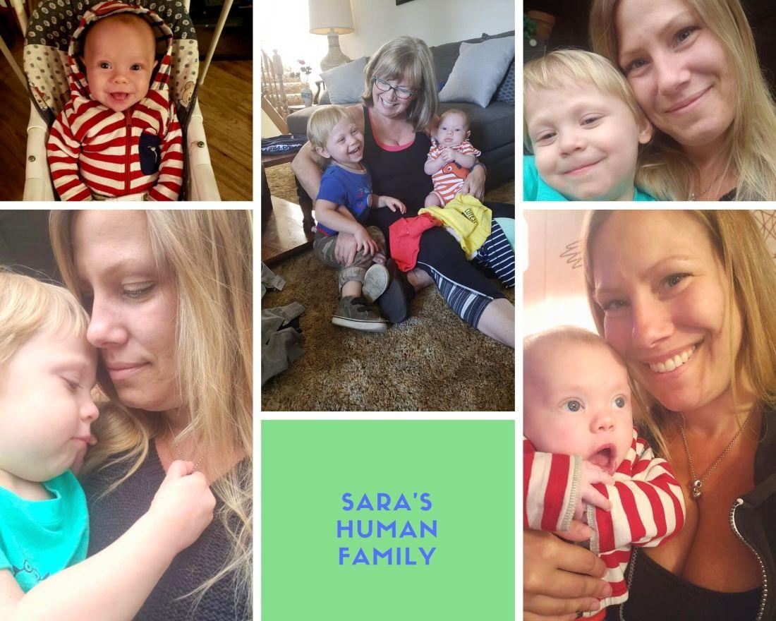 Sara's Human Family