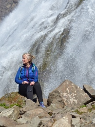 Dynjandi Waterfall, Westfjords, Iceland, 2017